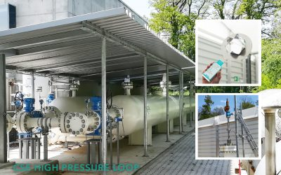 CSE High-Pressure Loop geht in Betrieb