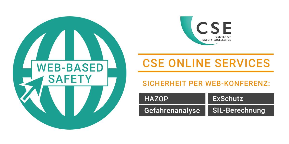 CSE web-based services