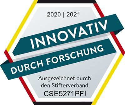 CSE-Engineering – Auszeichnung für Innovation