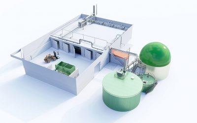 Sichere Biogasanlagen