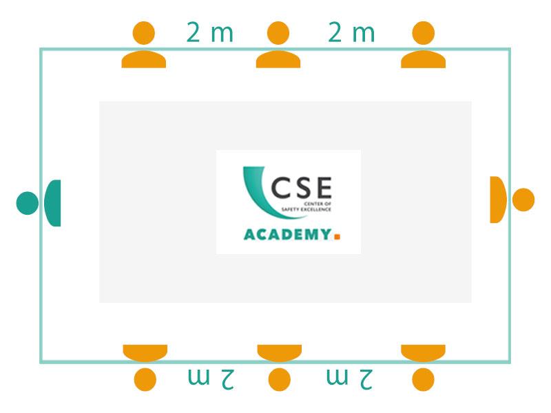 CSE Academy: Corona-Info